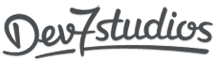 Dev7studios logo